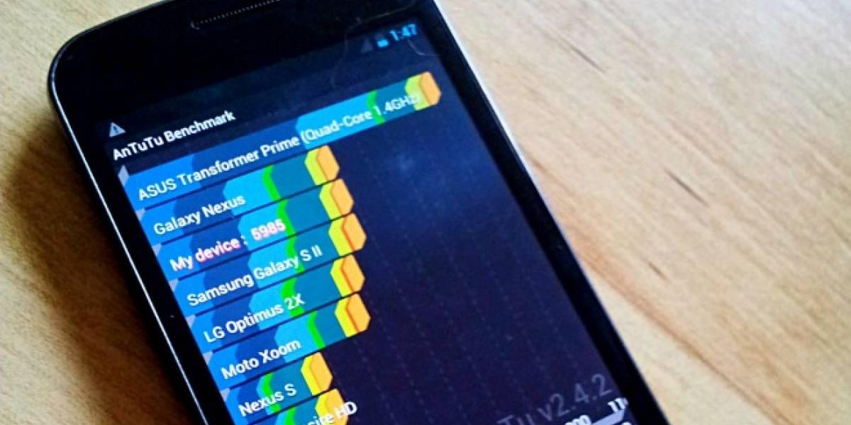 AnTuTu lanza ranking 2014 de los smartphones Android más populares