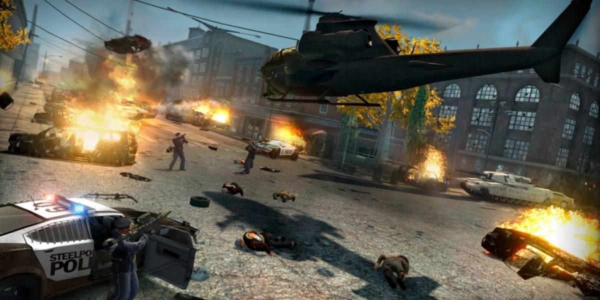 Volition Games dará soporte oficial para mods en Saints Row, comenzando con The Third