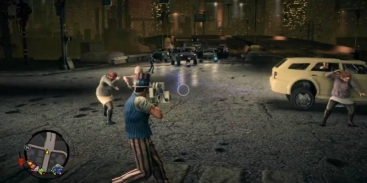 Nuevo video de Saints Row IV muestra la nueva y letal Dubstep Gun