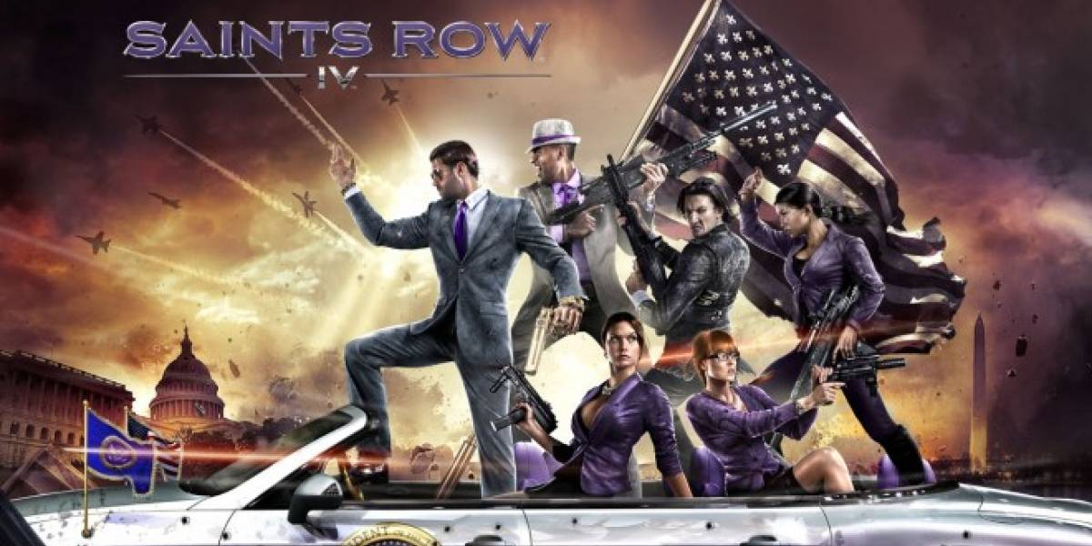 Saints Row IV no se lanzará en Wii U