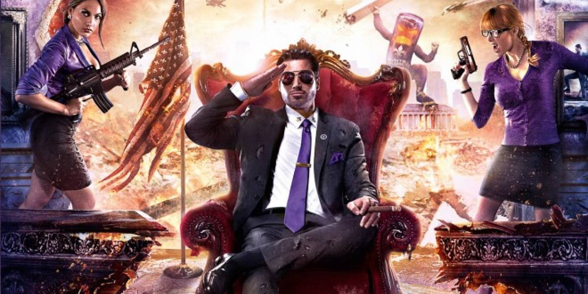 Vean el video de la demo de Saints Row IV que se mostró en la E3