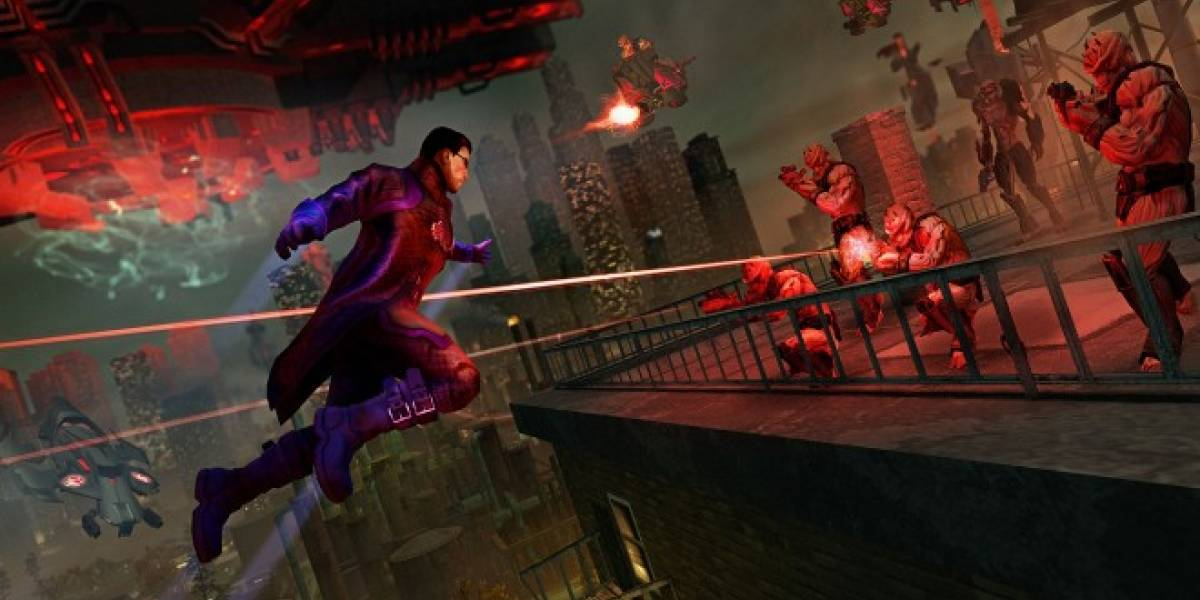 Enter the Dominatrix revive como el primer DLC para Saints Row IV