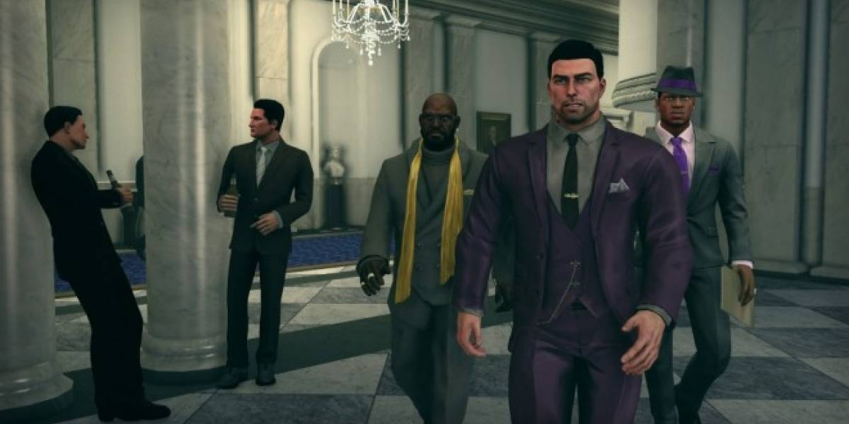Saints Row IV es prohibido en Australia