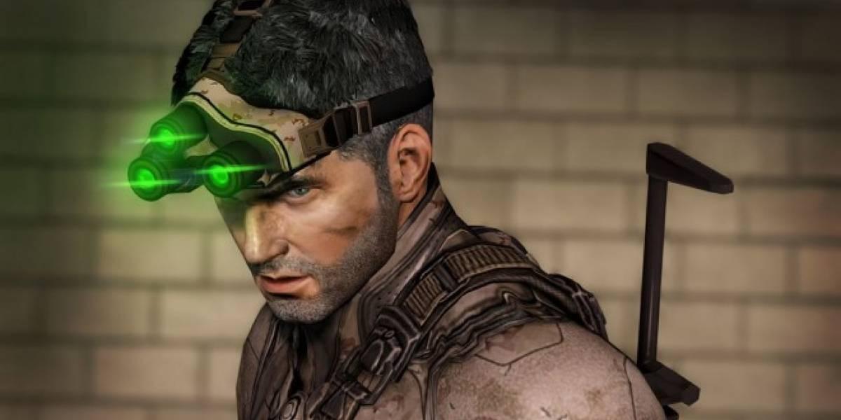 Splinter Cell: Blacklist recibe nuevo tráiler #E3