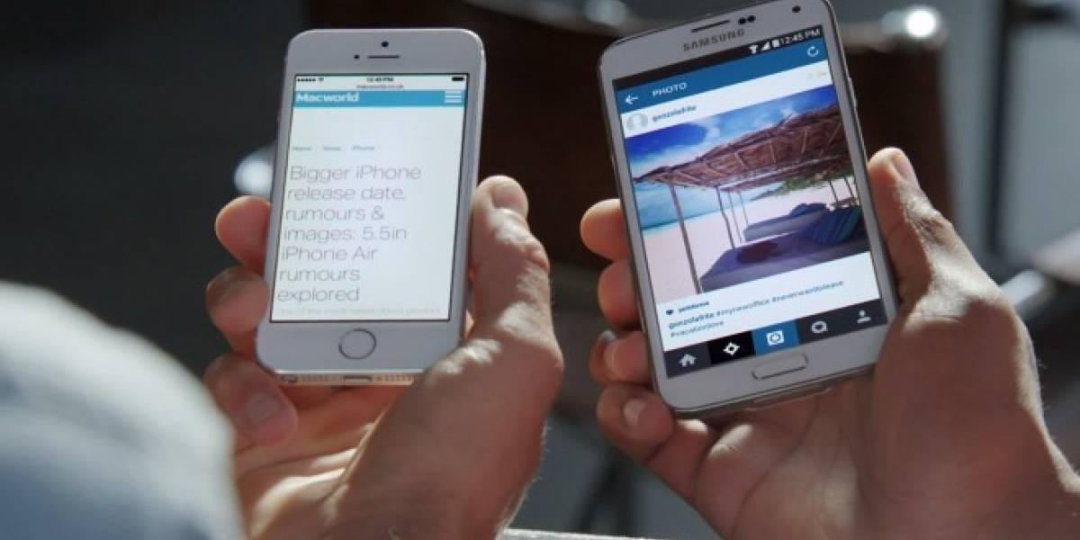 Samsung nuevamente se burla del iPhone con un nuevo video