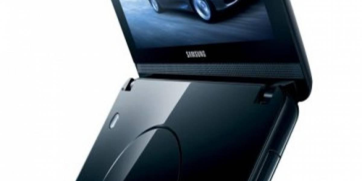 Samsung presenta primer reproductor Blu-ray 3D portátil y home theaters