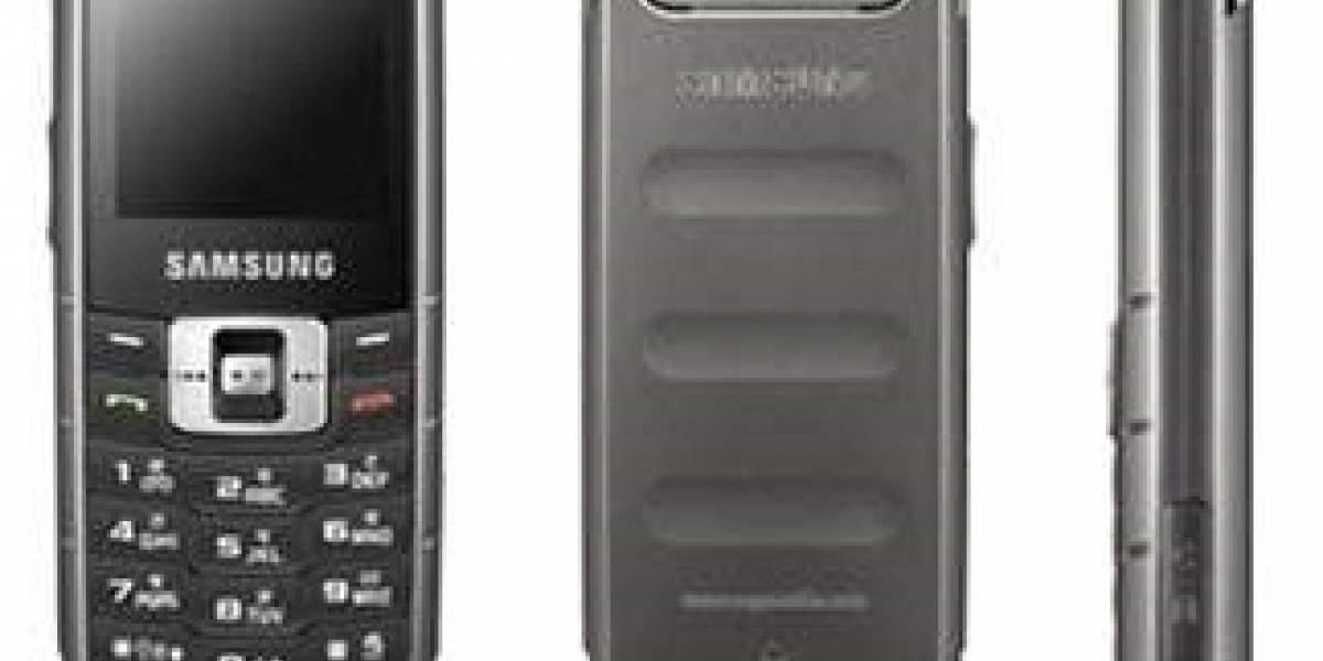 Samsung E1410 trae batería de laaaarga duración