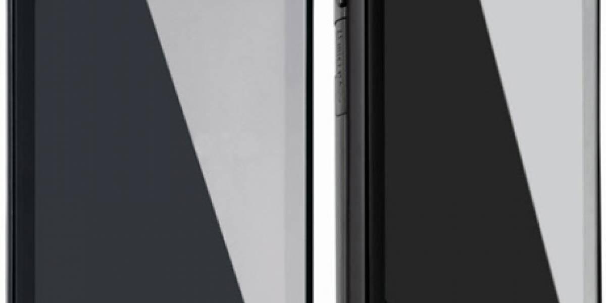 Hugo Boss tiene su celular de alta costura
