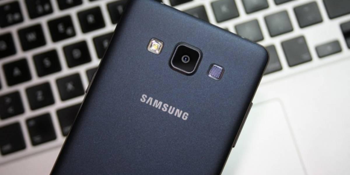 Demuestran como el Samsung Galaxy A5 no es completamente de metal