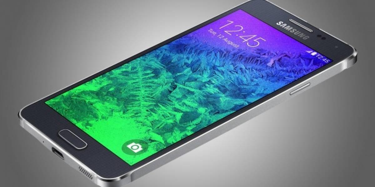 Aparecen datos de un Samsung SM-A500 que podría tener una carcasa metálica