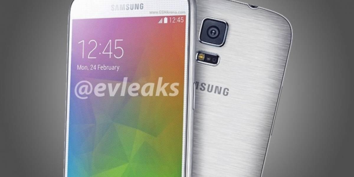 Aparece imagen del Samsung Galaxy F