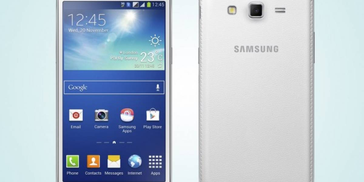 Samsung Galaxy Grand 2 llega en exclusiva con Orange