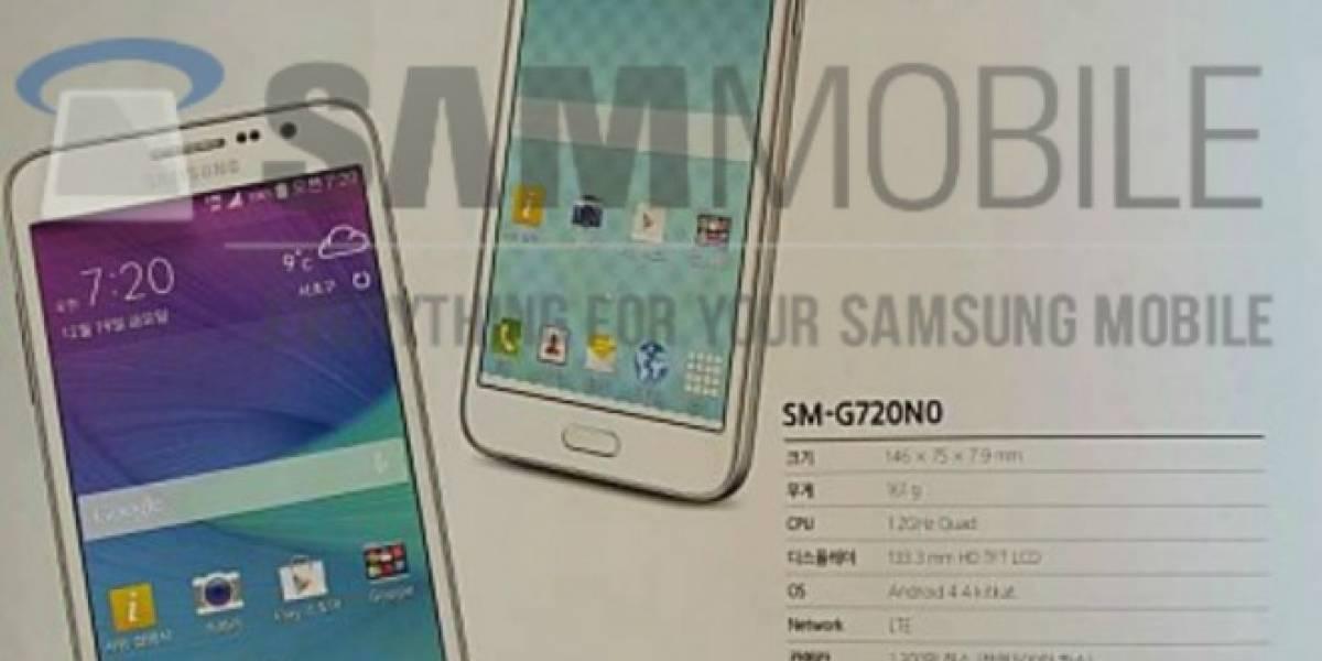 Aparecen detalles del nuevo Galaxy Grand Max de 5,2 pulgadas