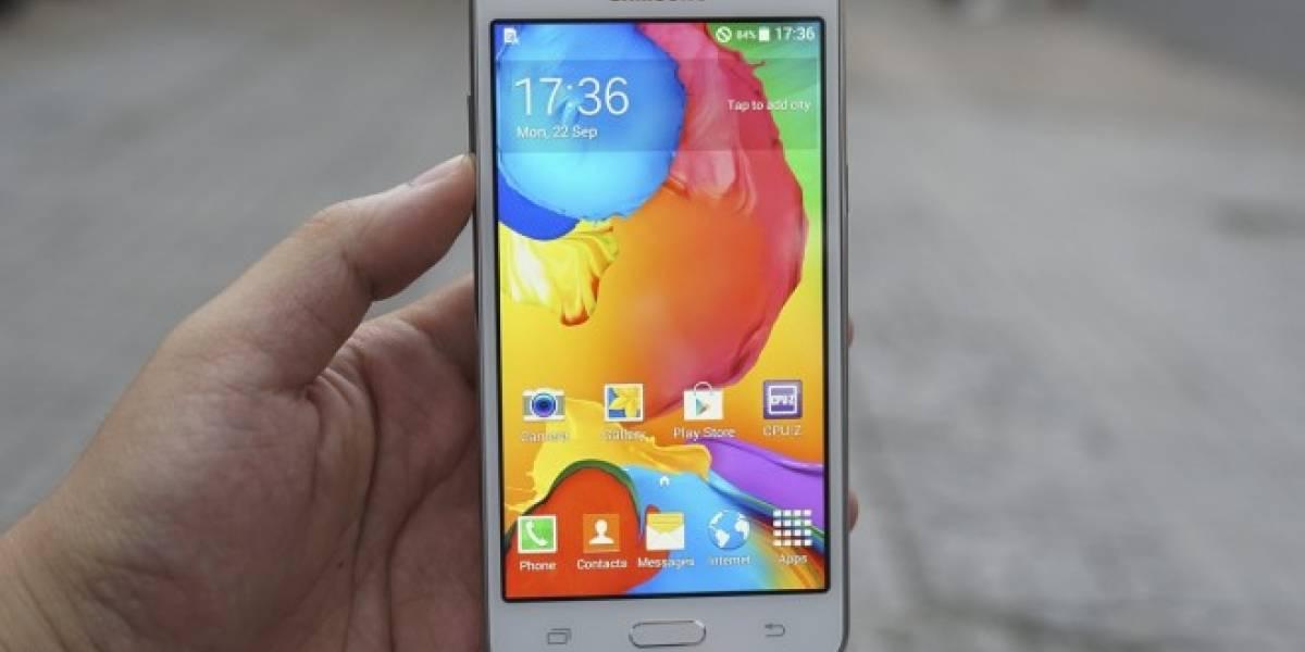 Samsung Galaxy Grand Prime Dual SIM, disponible ya en México con Walmart