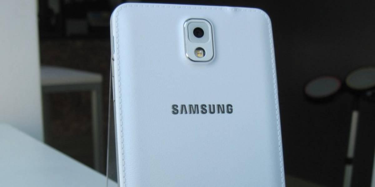 Aparecen los primeros detalles del Samsung Galaxy Note 4