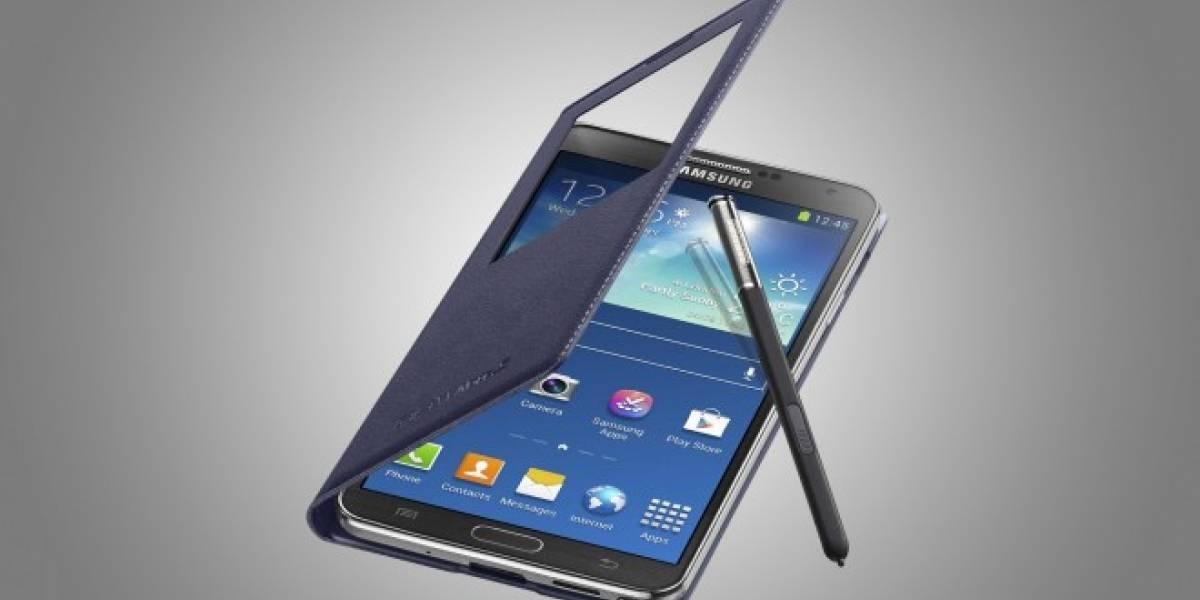 Se revelan más especificaciones del Samsung Galaxy Note 4