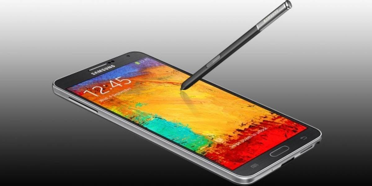 Se filtran detalles y una imagen del Samsung Galaxy Note 4