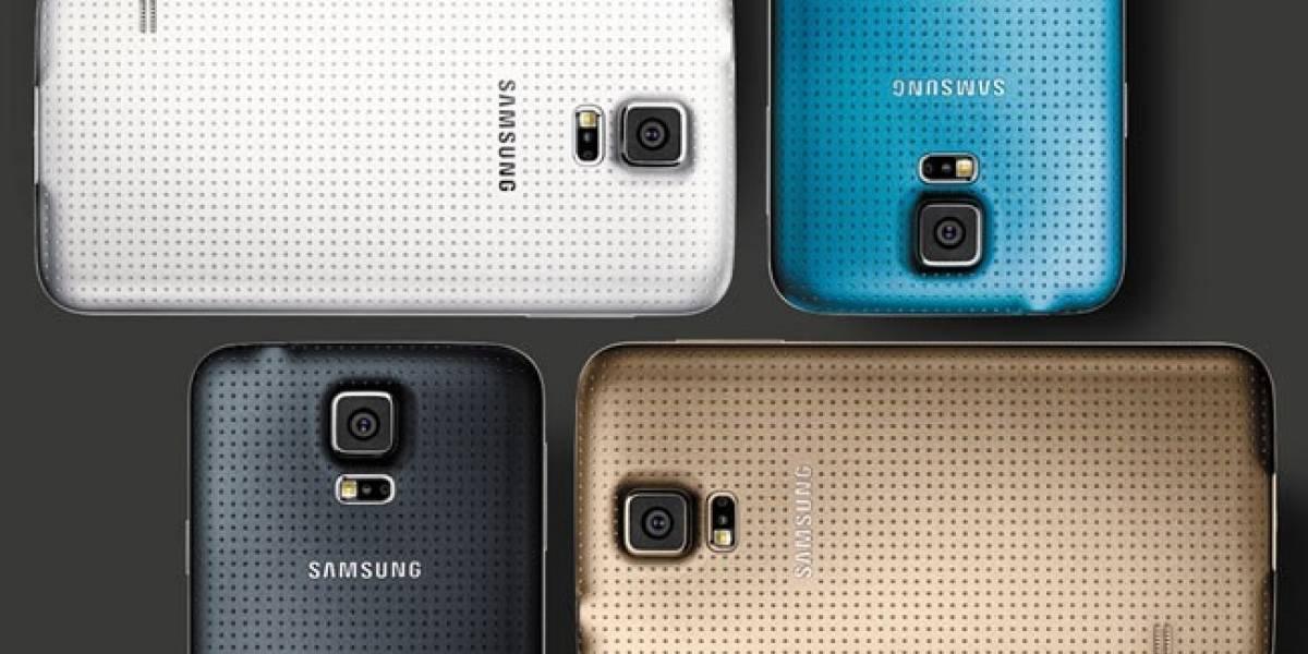 Samsung confirma que la cámara del Galaxy S5 tiene problemas