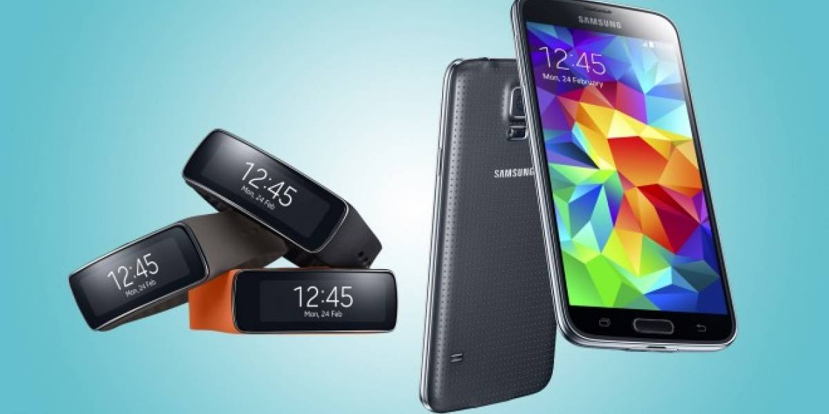 Samsung Galaxy S5 + Gear Fit ya disponible en Movistar