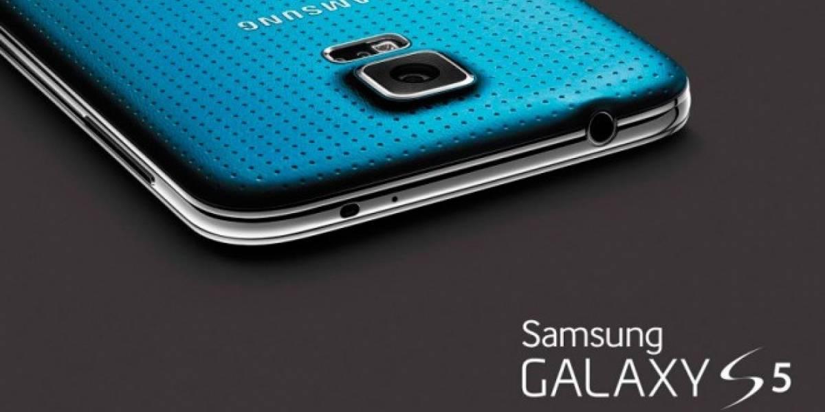 Samsung Galaxy S5 comienza a recibir su primera actualización