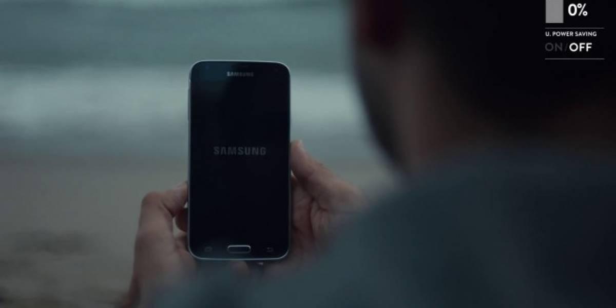 Samsung está dando en el blanco con su nueva publicidad