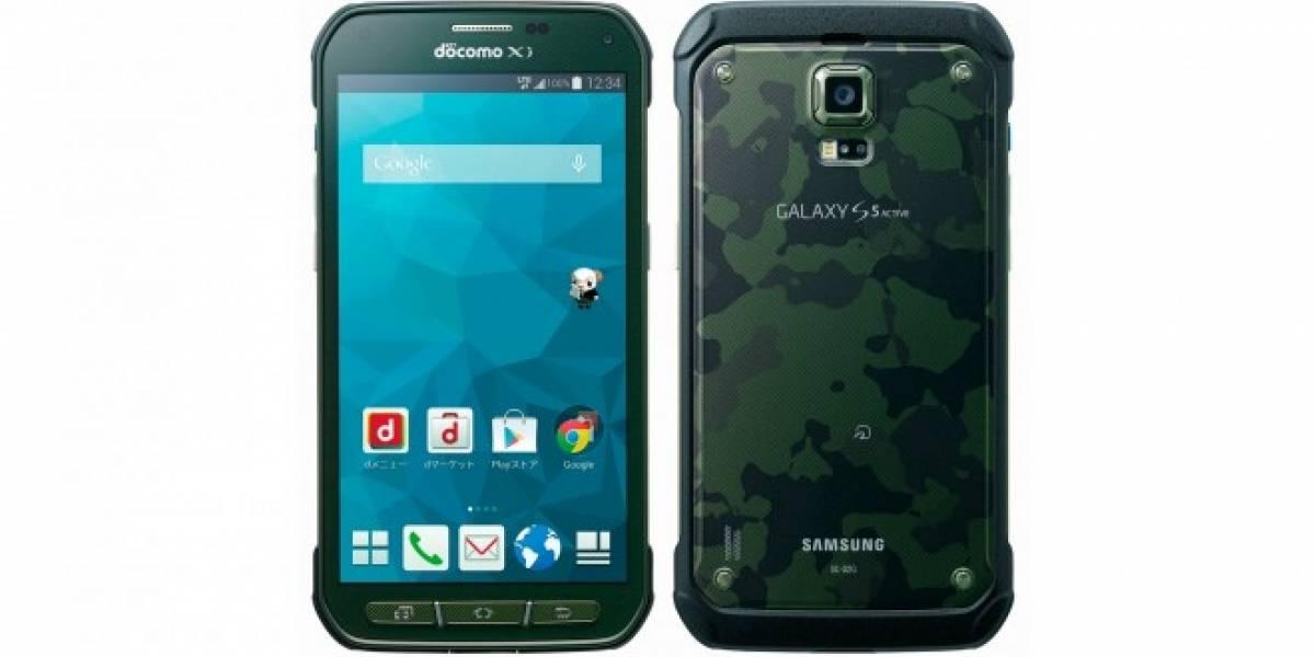 Se filtran detalles de un supuesto Samsung Galaxy S6 Active