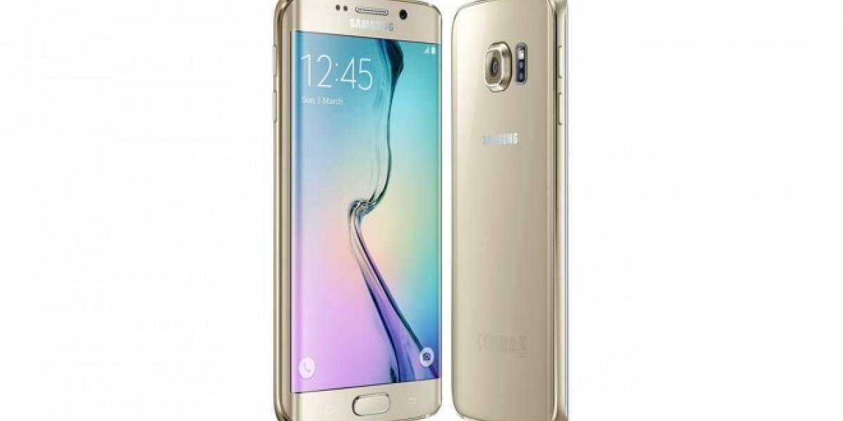 Samsung Galaxy S6 Edge es reconocido como el mejor dispositivo móvil del MWC 15