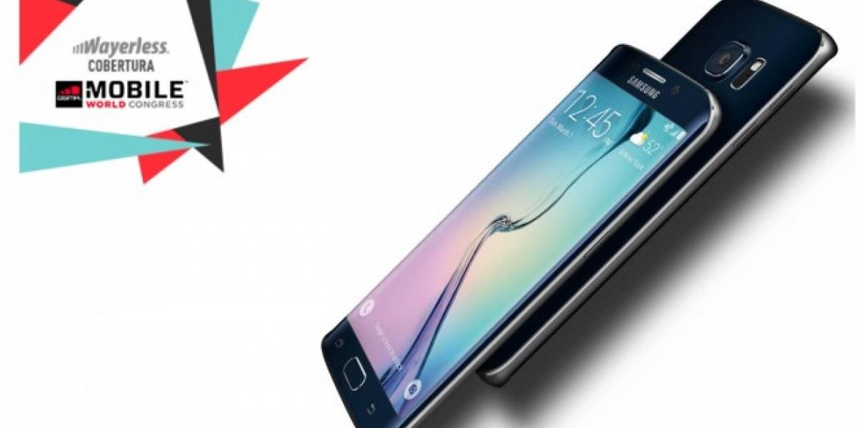 Samsung presenta oficialmente al nuevo Galaxy S6 Edge #MWC15