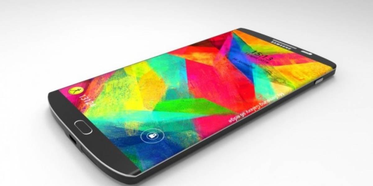 Samsung utilizará un nuevo sensor de huellas en el Galaxy S6
