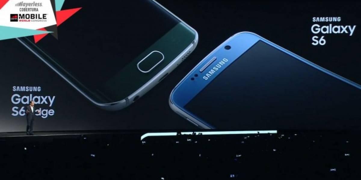 Samsung y Movistar anuncian la llegada del Galaxy S6 y Edge a Chile en Abril