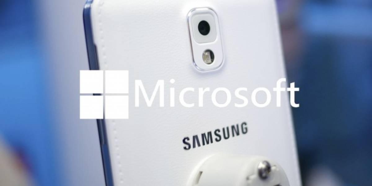 Samsung Galaxy S6 tendría software preinstalado de Microsoft