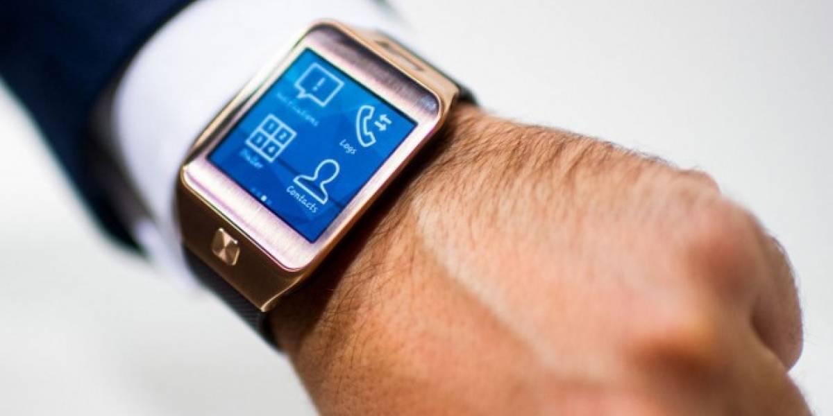 Samsung lideró la venta de relojes inteligentes durante 2014