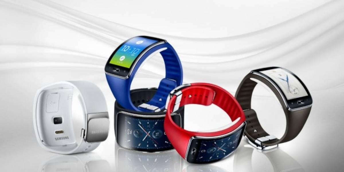 Samsung anuncia correas de colores para dale vida al Gear S