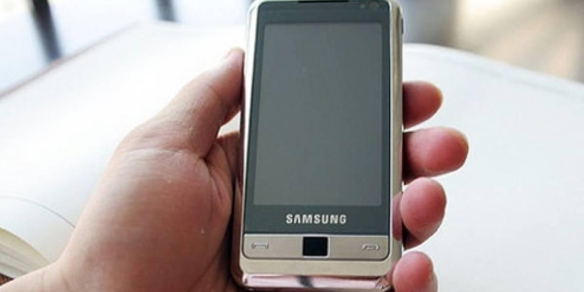 Samsung i900: Parecido al iPhone pero con mejores prestaciones