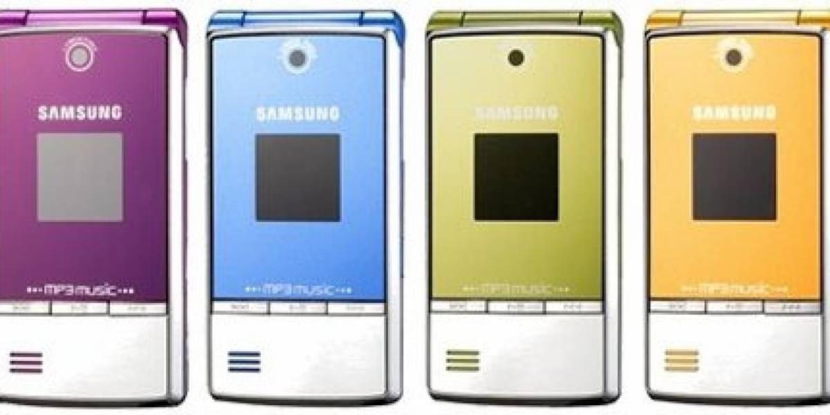 Samsung M3110: Básicamente deportivo