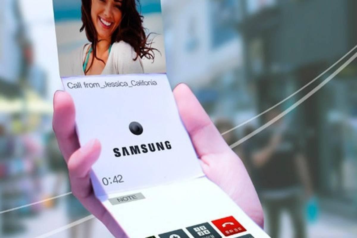 Samsung asegura producción en masa de pantallas flexibles para el año 2015