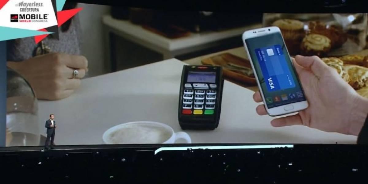 Se anuncia Samsung Pay, un nuevo sistema de pagos móviles #MWC15