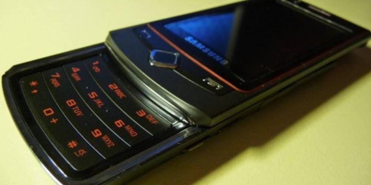 Aparecen las primeras imágenes del Samsung S8300: Pantalla táctil y cámara de 8 MP