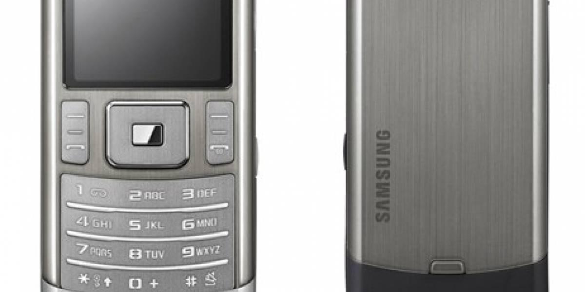Saluda al Samsung Soulb (No está mal tipeado)