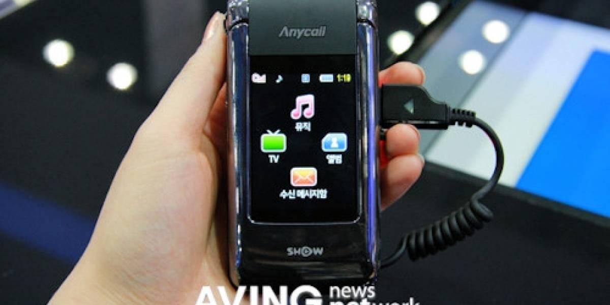 Samsung Style Report: Móviles con doble pantalla táctil