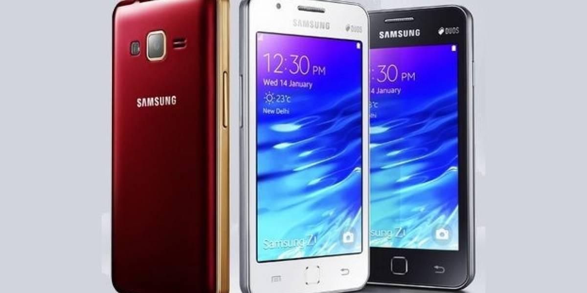 Ya se han vendido 100.000 unidades del Samsung Z1 con Tizen desde su lanzamiento