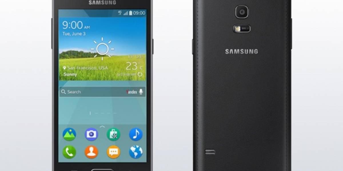 Samsung Z es el primer smartphone con Tizen