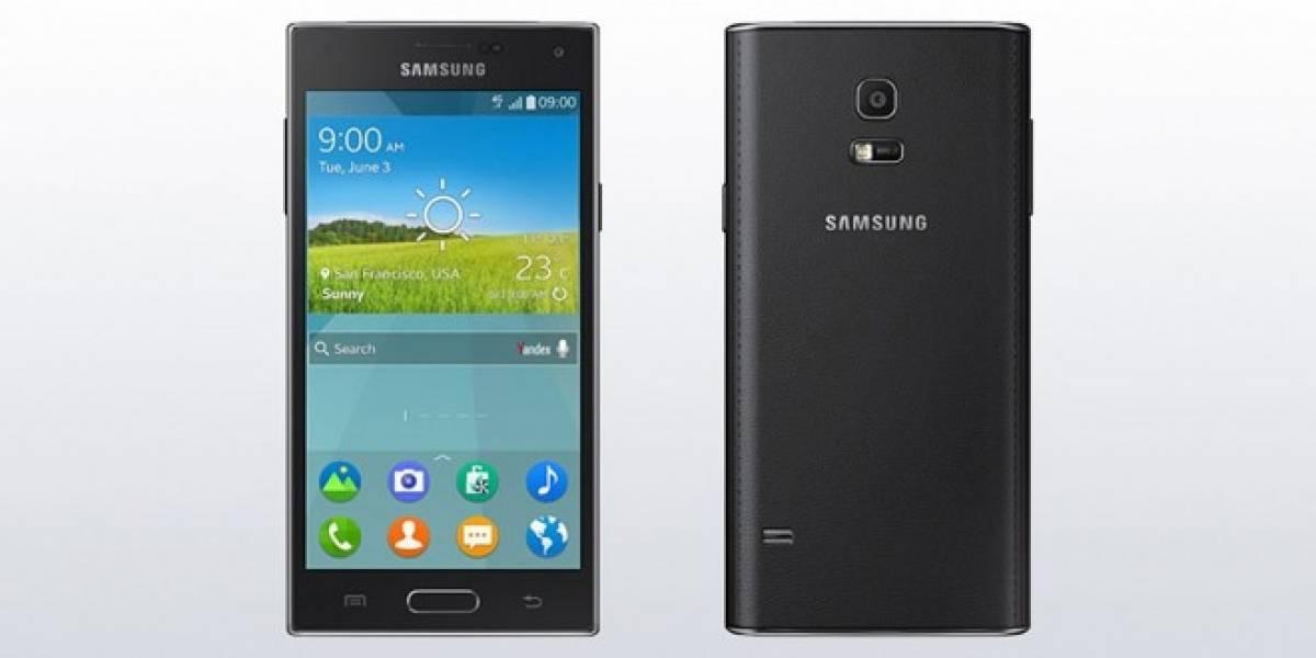 Samsung retrasa el lanzamiento de su smartphone con Tizen