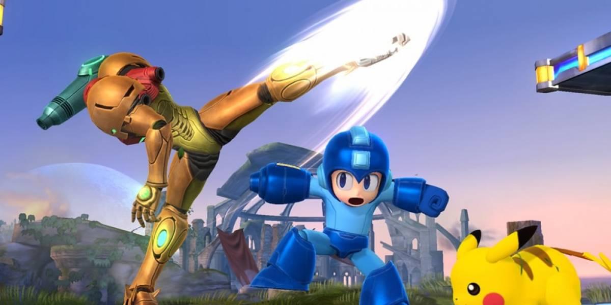 Mira aquí el Nintendo Direct de Super Smash Bros.