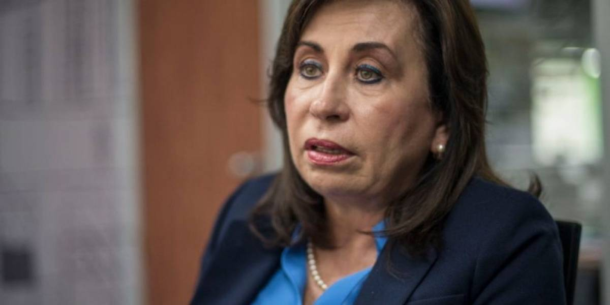 Exvocero del gobierno de la UNE señala a Sandra Torres en #CasoTransurbano