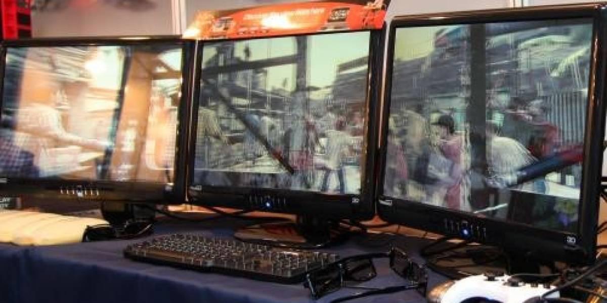 Sapphire crea multi-monitor 3D con una sola tarjeta de video