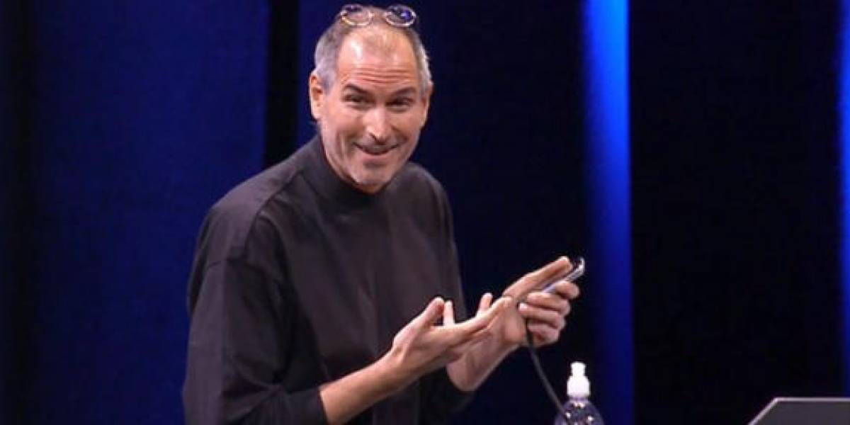 Steve Jobs quiere liberar al mundo del porno