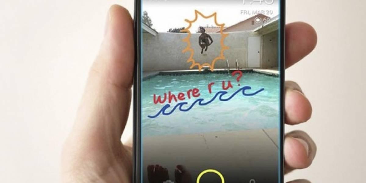 ScreenPop, una aplicación que convierte la pantalla de bloqueo en un mensajero