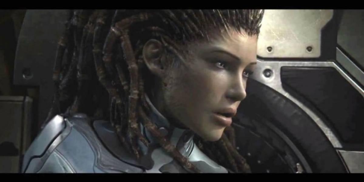 Vean el espectacular tráiler de lanzamiento de StarCraft II: Heart of the Swarm