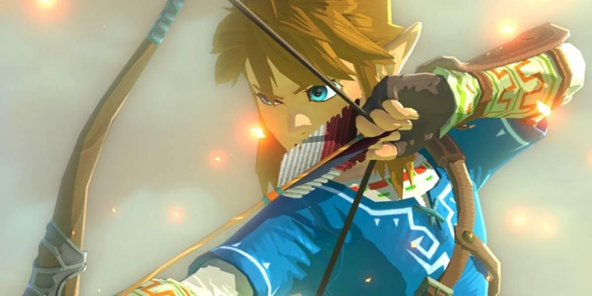 Aonuma confirma que sí era Link el del tráiler de The Legend of Zelda para Wii U #E32014